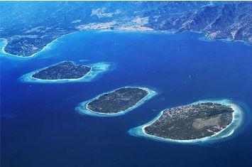 The Gili Islands crowdink.com, crowdink.com.au, crowd ink, crowdink