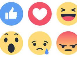 Facebook Reactions crowdink.com, crowdink.com.au, crowd ink, crowdink