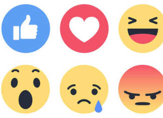 Facebook Reactions crowdink.com, crowdink.com.au, crowd ink, crowdink