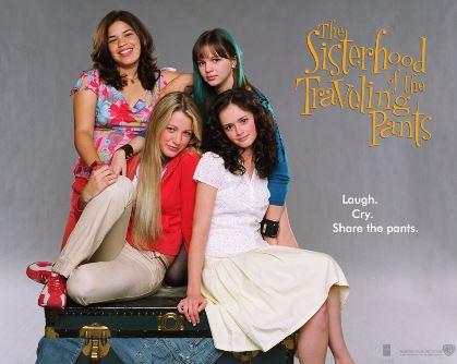 Sisterhood Of The Travelling Pants crowdink.com, crowdink.com.au, crowd ink, crowdink