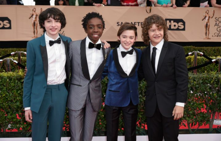 Male cast of Stranger Things crowdink.com, crowdink.com.au, crowd ink, crowdink