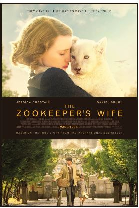 The Zookeepers Wife crowdink.com, crowdink.com.au, crowd ink, crowdink