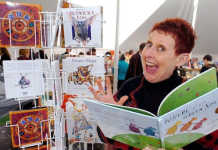 Mem Fox crowdink.com.au, crowdink, crowd ink