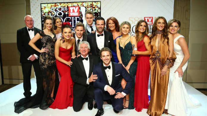 The Logies crowdink.com.au, crowdink, crowd ink