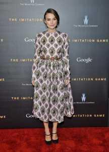 A Ladylike Midi Dress