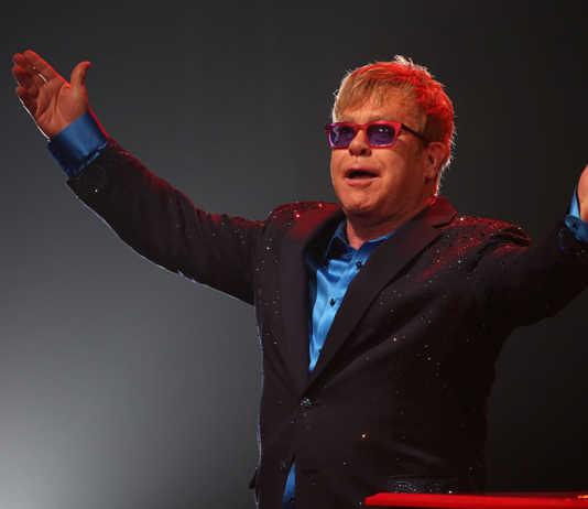 Elton John in concert (Image Source: latimes), crowdink.com, crowdink.com.au, crowd ink, crowdink
