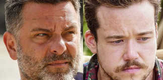 crowdink.com, crowdink.com.au, crowd ink, crowdink, Survivor Controversy Varner left, Smith right (Image Source: thefix.nine.com.au