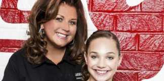 Abby Lee Miller and Maddie Ziegler (Image Source: mtv), crowdink.com, crowdink.com.au, crowd ink, crowdink