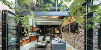 Design article former garage now a home (Image Source: homes.nine), crowdink.com, crowdink.com.au, crowd ink, crowdink