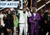 Drake winning at Billboard Awards (Image Source: people.com), crowdink.com, crowdink.com.au, crowd ink, crowdink