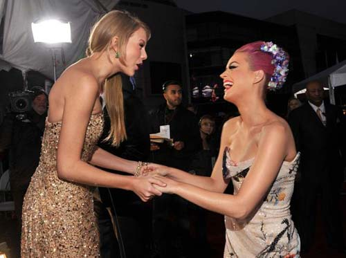 Katy Perry and Taylor Swift formerly friendly (Image Source: digitalspy.com), crowdink.com, crowdink.com.au, crowd ink, crowdink