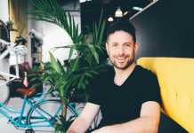 Levi Aron, Country Manager at Deliveroo, crowdink.com, crowdink.com.au, crowdink, crowd ink