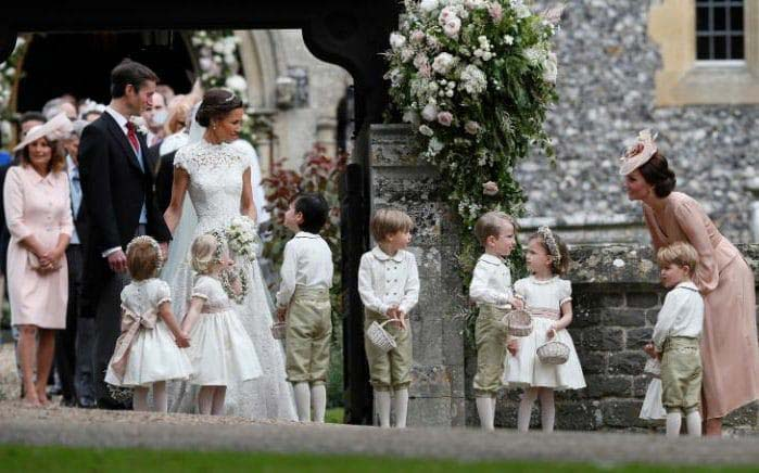Pippa Middleton'w Wedding (Image Source: telegraph), crowdink.com, crowdink.com.au, crowd ink, crowdink
