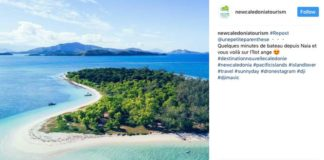 crowdink.com, crowdink.com.au, crowd ink, crowdink, travel, New Caledonia (Image Source: @newcaledoniatourism Instagram Page)