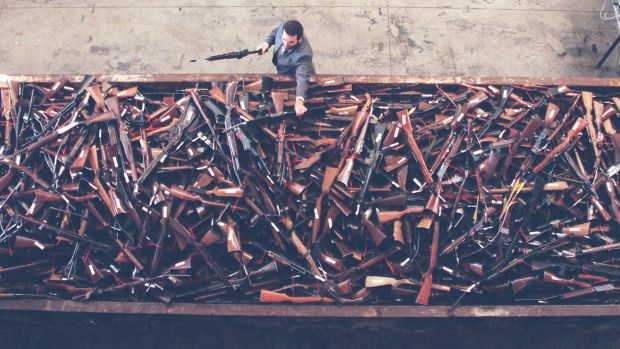 Australian Gun Amnesty (Image Source: The Age)