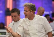 Gordon Ramsay, crowdink.com, crowdink.com.au, crowd ink, crowdink