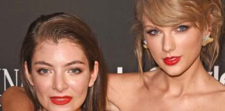 Lorde and Taylor Swift (Image Source: nine), crowdink.com, crowdink.com.au, crowd ink, crowdink