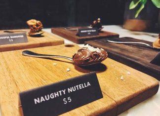 Spoonful of Sugar's Naughty Nutella (Image Source: dailymail), crowdink.com, crowdink.com.au, crowd ink, crowdink