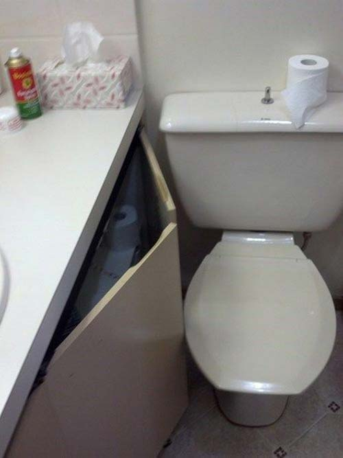 crowdink.com, crowdink.com.au, crowd ink, crowdink, funny, humour, wtf, Toilet Trouble (Image Source: sarcasmsociety)