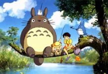 crowdink.com, crowdink.com.au, crowd ink, crowdink, Studio Ghibli (Image Source: angelikafilmcenter)