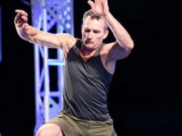 crowdink.com, crowdink.com.au, crowd ink, crowdink, Paul Cashion on Australian Ninja Warrior (Image Source: sbs)