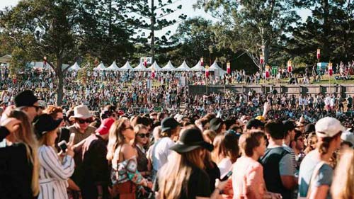 Splendour In The Grass, crowdink.com, crowdink.com.au, crowd ink, crowdink