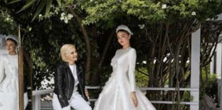 Miranda Kerr's Wedding Dress, crowdink.com, crowdink.com.au, crowd ink, crowdink