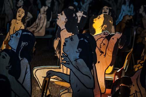 Street Art Museum St Petersburg, crowdink.com, crowdink.com.au, crowd ink, crowdink