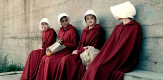 The Handmaid's Tale (Image Source: Cosmopolitan), crowdink.com, crowdink.com.au, crowd ink, crowdink