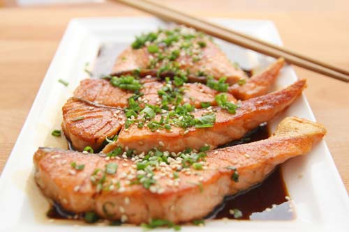 What should you be eating to lose weight crowdink salmon good for your diet we all know losing weight ccuart Images