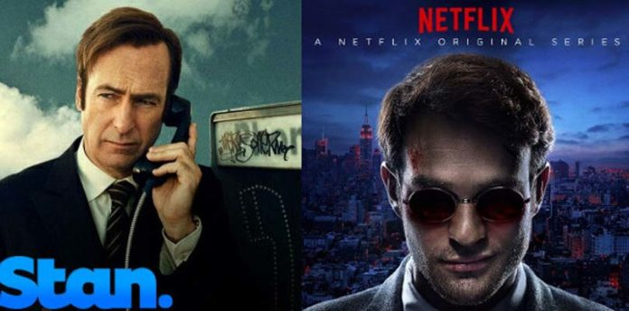 Netflix vs Stan, crowdink.com, crowdink.com.au, crowd ink, crowdink