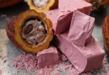 Natural Pink Chocolate, crowdink.com, crowdink.com.au, crowd ink, crowdink