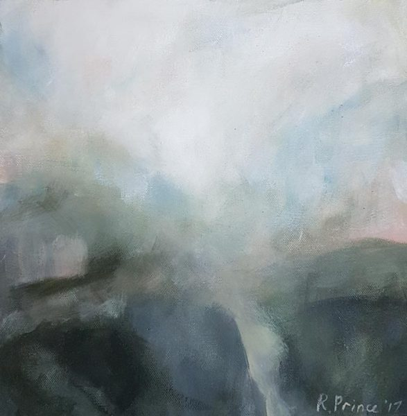 Foggy Winter Morning by Rachel Prince