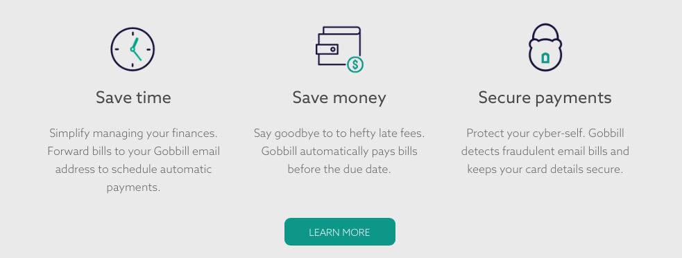 Save time and money with Gobbill, crowdink.com, crowdink.com.au, crowd ink, crowdink