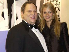 crowdink.com, crowdink.com.au, crowd ink, crowdink, Harvey Weinstein and Gwyneth Paltrow (Image Source: LA Times)