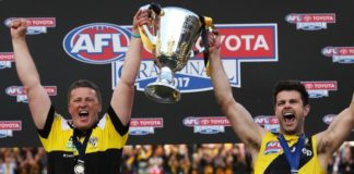 Richmond Wins Grand Final