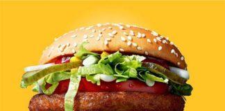crowdink.com, crowdink.com.au, crowd ink, crowdink, Mc Donald's Vegan Burger (Image Source: Business Insider)