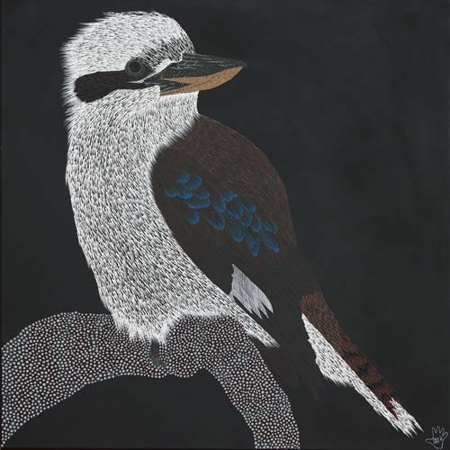 Mick Quilliam, Kookaburra 2017