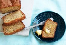 Banana Cake (Image Source: Taste)