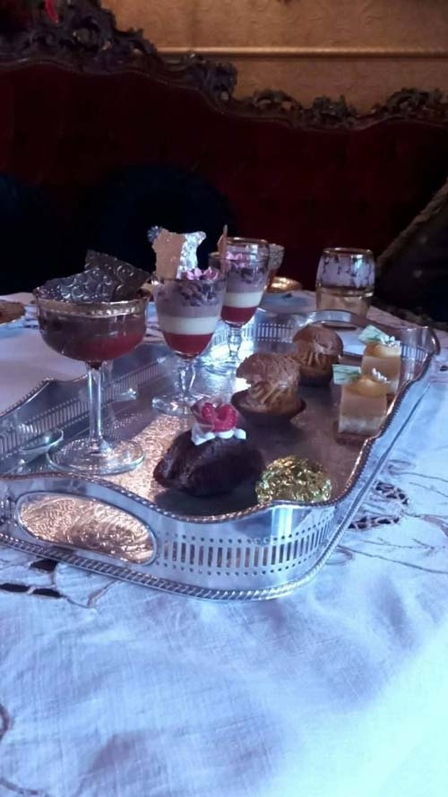Dessert (Image Source: Grace Shepherd)