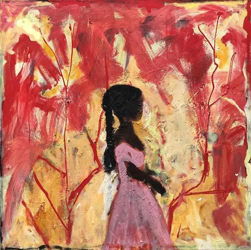 FLAME TREE by John Maitland