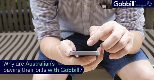 Why are Australians paying with Gobbill?
