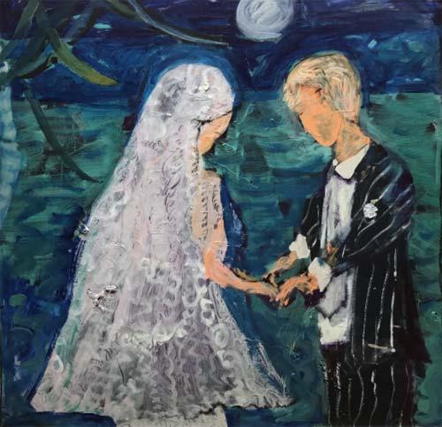 THE WEDDING by John Maitland