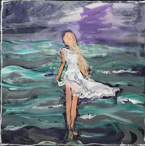 WATERS EDGE by John Maitland