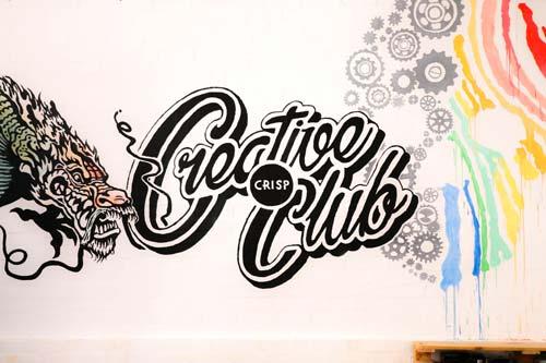 The Crisp Creative Club