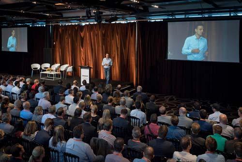 Amazon Seller Summit Rocco Braeuniger