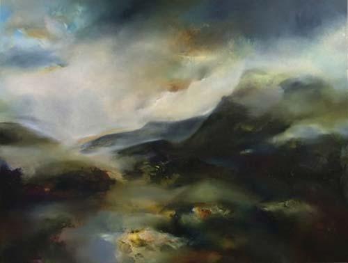 Boola Meela (Bluff Knoll) by Joanne Duffy