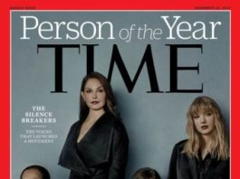 "TIME Magazine Names Their ""Person"" Of The Year"