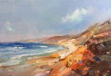 Rainbow Beach by Liliana Gigovic