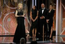 Golden Globes (Image Source: Mercury News)